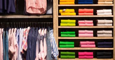 Размещение и выкладка товаров в розничной торговле