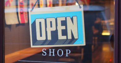 План открытия магазина из шести пунктов