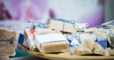 Бизнес по приготовлению мыла ручной работы