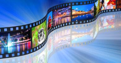 Разработка видео поздравлений