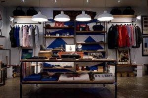 Мерчандайзинг магазина одежды