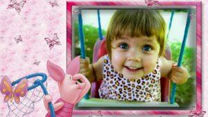 Создание видео открыток для малышей