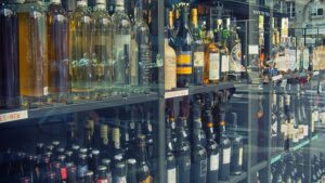 Бизнес - алкомаркет